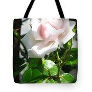 Rose Named Pearl Tote Bag