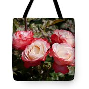 Rose Nostalgia  Tote Bag