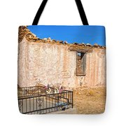Rose Of Lima Chapel Tote Bag