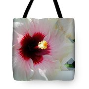 Hibiscus Flower Tote Bag
