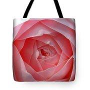 Rose Opening Tote Bag