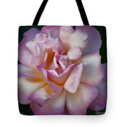 Rose Petals Straight From My Heart Tote Bag