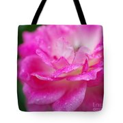 Rose Pink Tote Bag