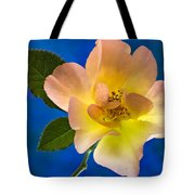 Rose Portrait Tote Bag