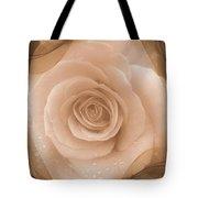 Rose Romance Tote Bag