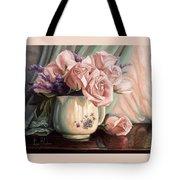 Rose Roses Tote Bag