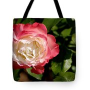 Rose Ruffles Tote Bag