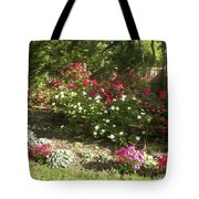 Rose Splender Tote Bag