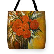 Rose Whispers... Tote Bag