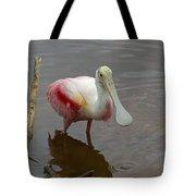 Roseata Spoonbill   #4822 Tote Bag