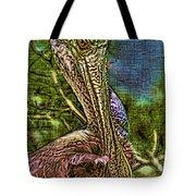 Roseate Spoonbill Art Tote Bag