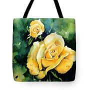 Roses 5 Tote Bag by Hanne Lore Koehler