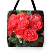Roses For Mother Tote Bag