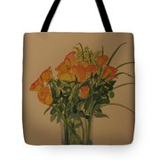 Roses For My Sweetie Tote Bag