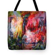 Roses For Ruth Tote Bag