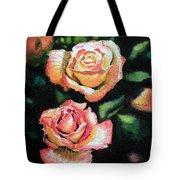 Roses I Tote Bag