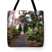 Roses In March Tote Bag