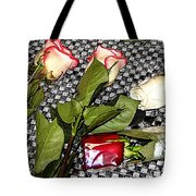 Roses From Rosa... Tote Bag