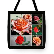 Roses Roses Roses I Thank All The Roses Tote Bag