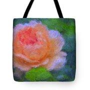 Roses Splendor Tote Bag