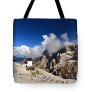 Rosetta Mount Tote Bag