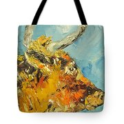 Rosie Bell, Cow Tote Bag