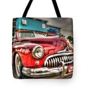 Rosie Cruises Steve's Marina Tote Bag