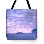 Ross-iceshelf-g.punt-2 Tote Bag