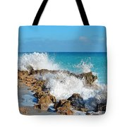 Ross Witham Beach 3 Tote Bag