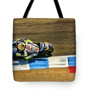 Rossi From Above Tote Bag