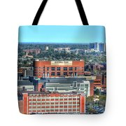 Roswell Park  Tote Bag