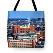 Roswell Park Winter 2013 Tote Bag