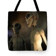 Roswell Visiting Hour Tote Bag