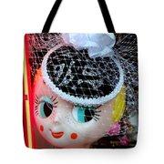 Rosy Cheeks Tote Bag