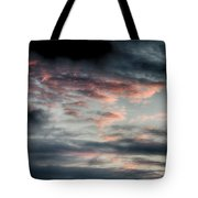 Rosy Clouds Tote Bag