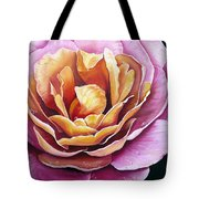 Rosy Dew Tote Bag