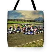 Rotax Challenge Of The Americas Sr. Max Grid Tote Bag