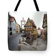 Rothenberg, Germany Tote Bag
