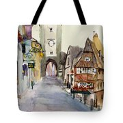 Rothenburg Tote Bag