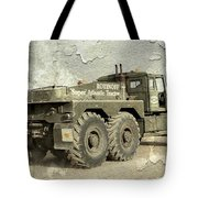 Rotinoff Tractor  Tote Bag