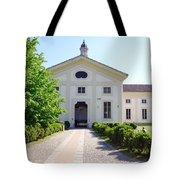 Rotonda Della Besana Building Tote Bag