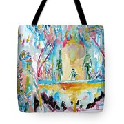 Rotten Friends-we Love Them All Tote Bag