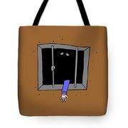 Rotting In Jail Tote Bag