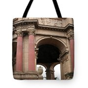 Rotunda Palace Of Fine Art - San Francisco Tote Bag