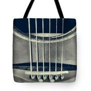 Rough Acoustic  Tote Bag