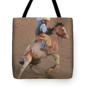 Rough Ride Two Tote Bag
