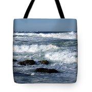 Rough Seas Tote Bag
