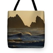Rough Surf Tote Bag