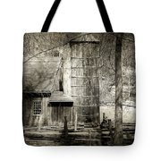 Roughing It Tote Bag
