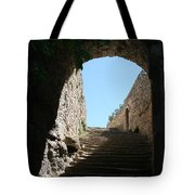 Round Arch Tote Bag